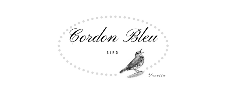 Cordon Bleu Bird
