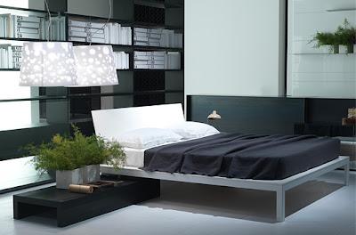 dormitorio minimalista elegante