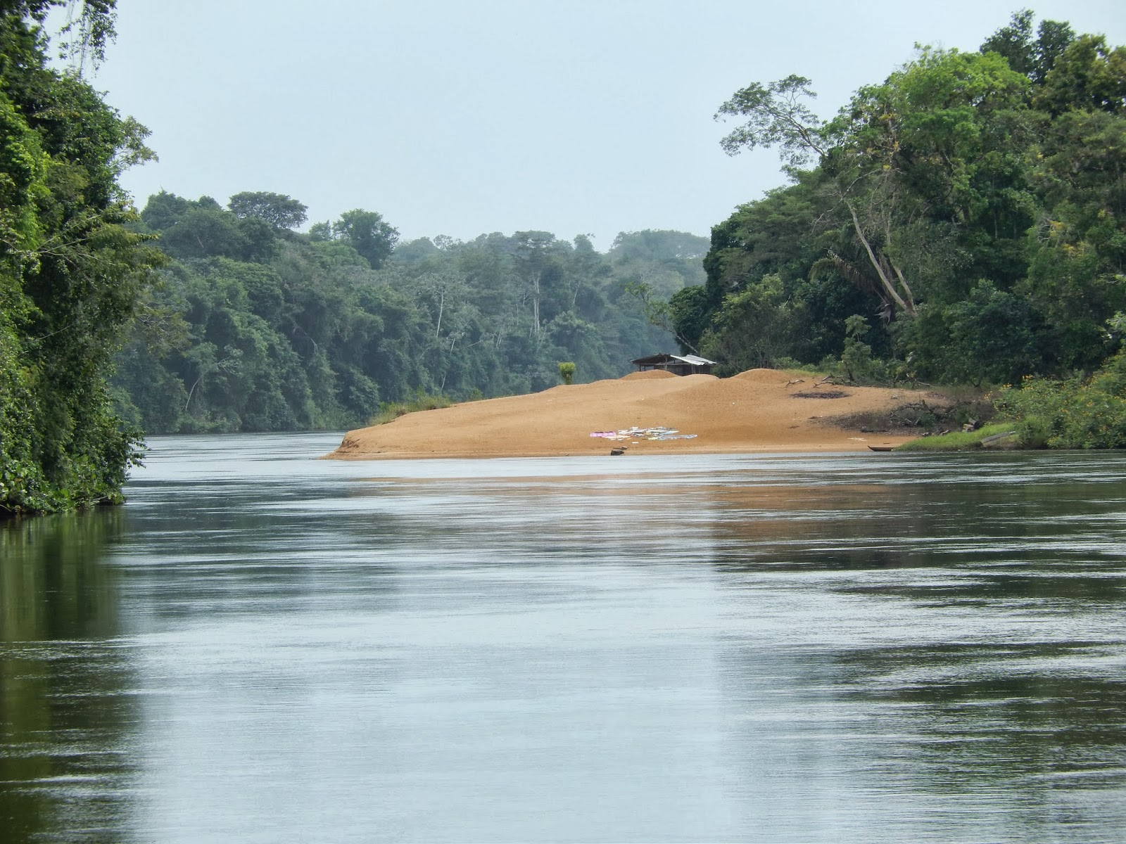 suriname  Brokopondo