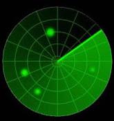 RADAR - um olho artificial ou a tecnologia humana baseada em ondas eletromagnéticas.