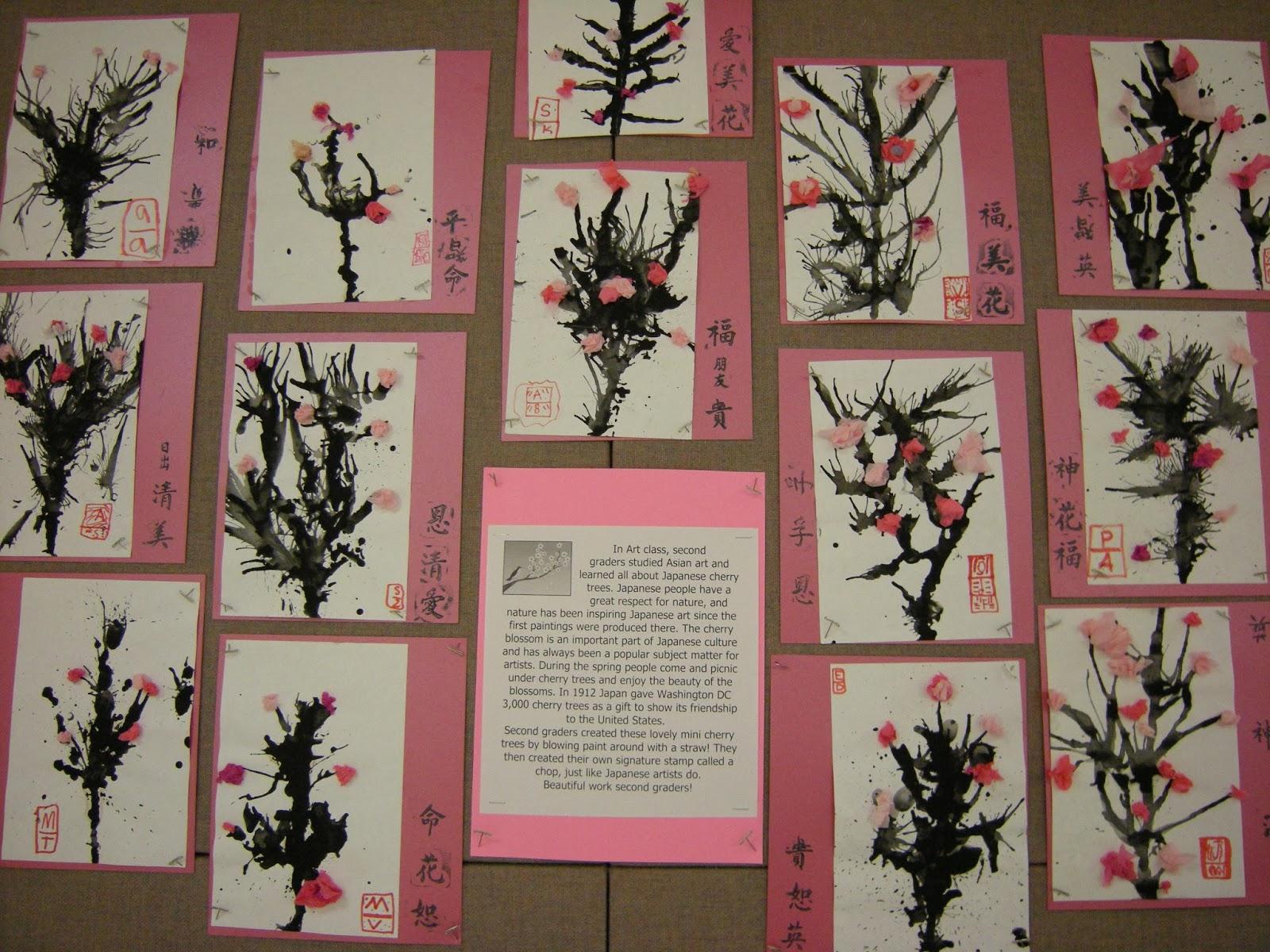 Artolazzi japanese cherry trees for Japan craft