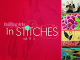 In Stitches #11. Quilting Arts E magazine