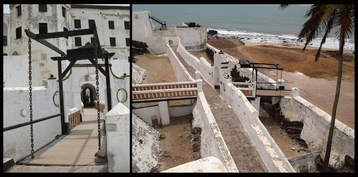 Duncan Weller News Horrors At Elmina Castle Ghana
