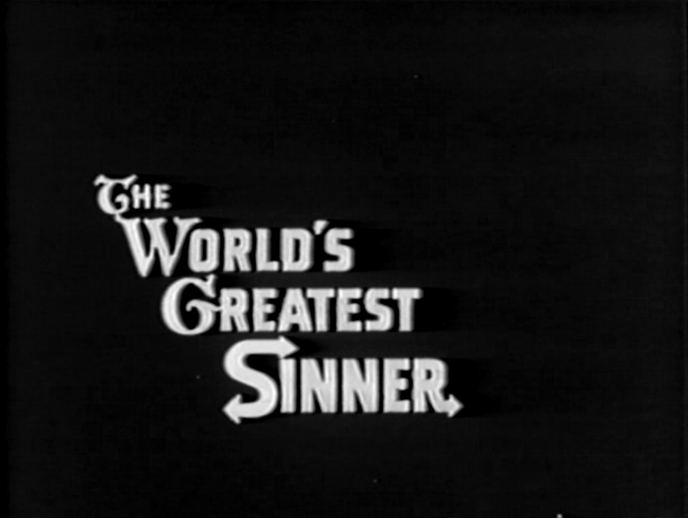greatest sinner The great sinner is a 1949 american drama film directed by robert siodmak based on the 1866 short novel the gambler written by fyodor dostoyevsky.