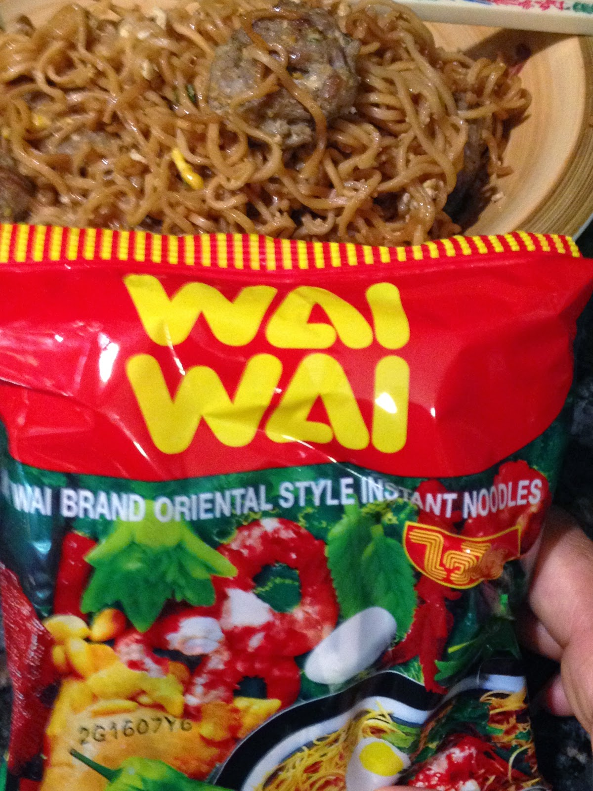 market segmentation of waiwai noodles