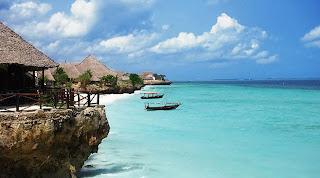 Zanzibar øerne