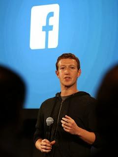 Mark Zuckerberg fundador