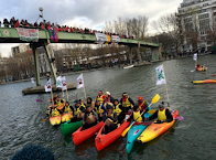 Video: Indigenous Flotilla sends dramatic messages to COP21