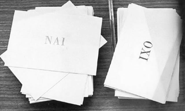 Δημοψήφισμα 2015 – Ντέρμπι στο δημοψήφισμα «βλέπουν» νέες δημοσκοπήσεις