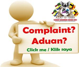 Complaint? Aduan?