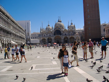 San Marcos Square, Venice, Italy