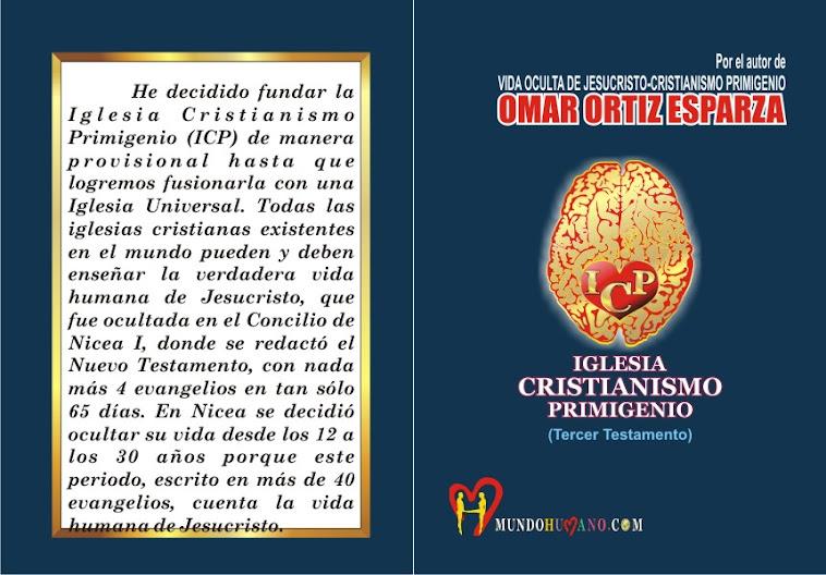 IGLESIA CRISTIANISMO PRIMIGENIO