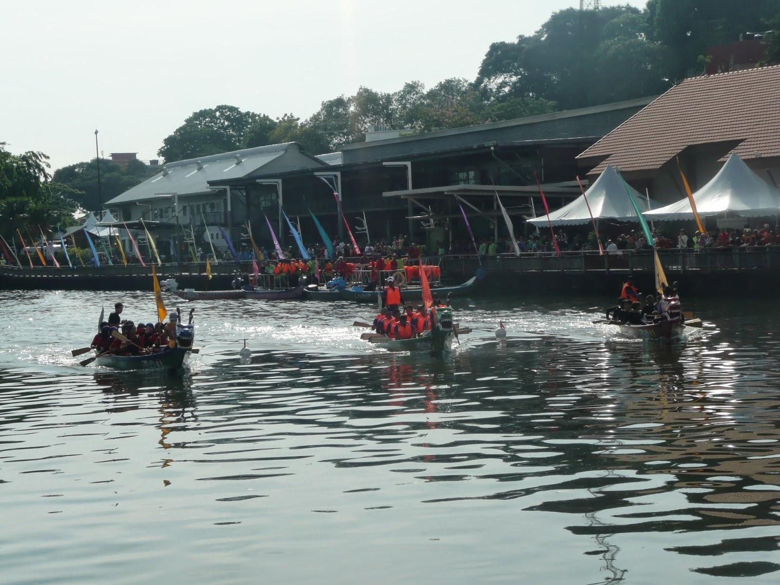 perahu naga