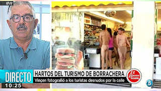 turista borracho