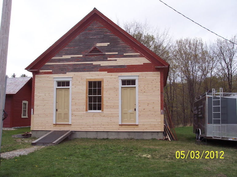Schoolhouse on 5/3/2012