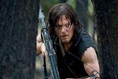 The Walking Dead 6x06 Always Accountable FOX AMC Norman Reedus
