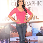 Shriya Saran Launches National Geographic Channel in Tamil Photos