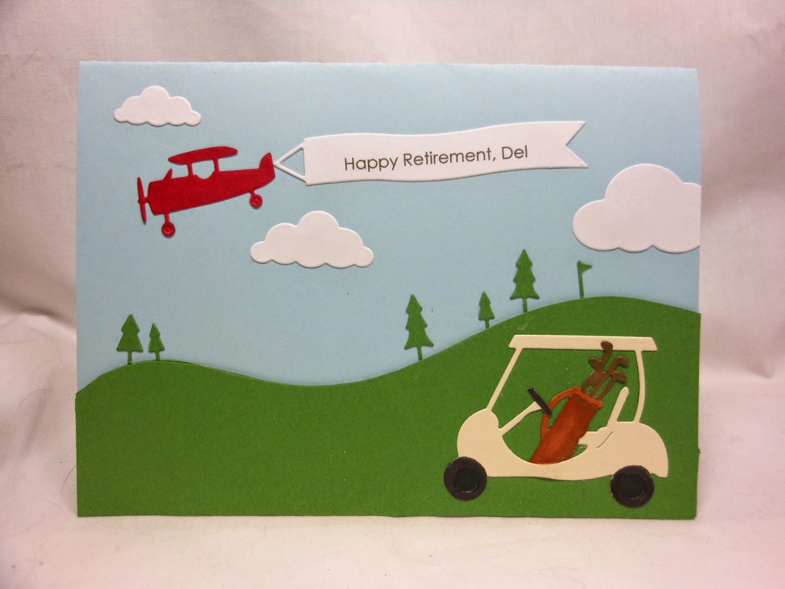 Card Making Ideas Retirement Part - 33: Happy Retirement!