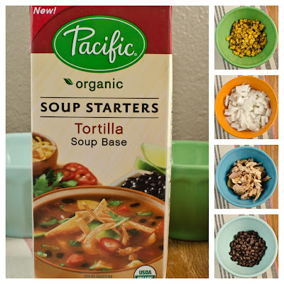 Pacific Natural Foods Soup Starters Tortilla Soup Base