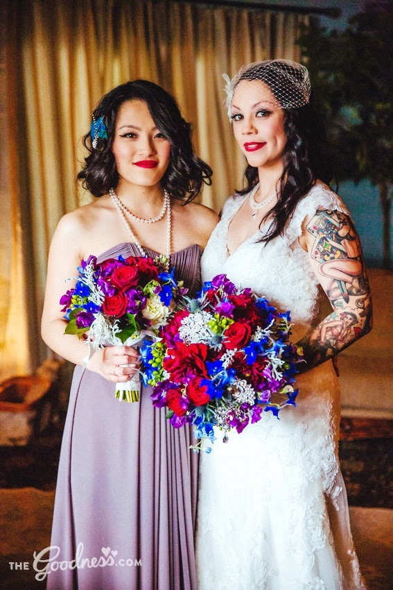 Sacramento wedding makeup