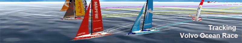 Seguimiento de la Volvo Ocean Race