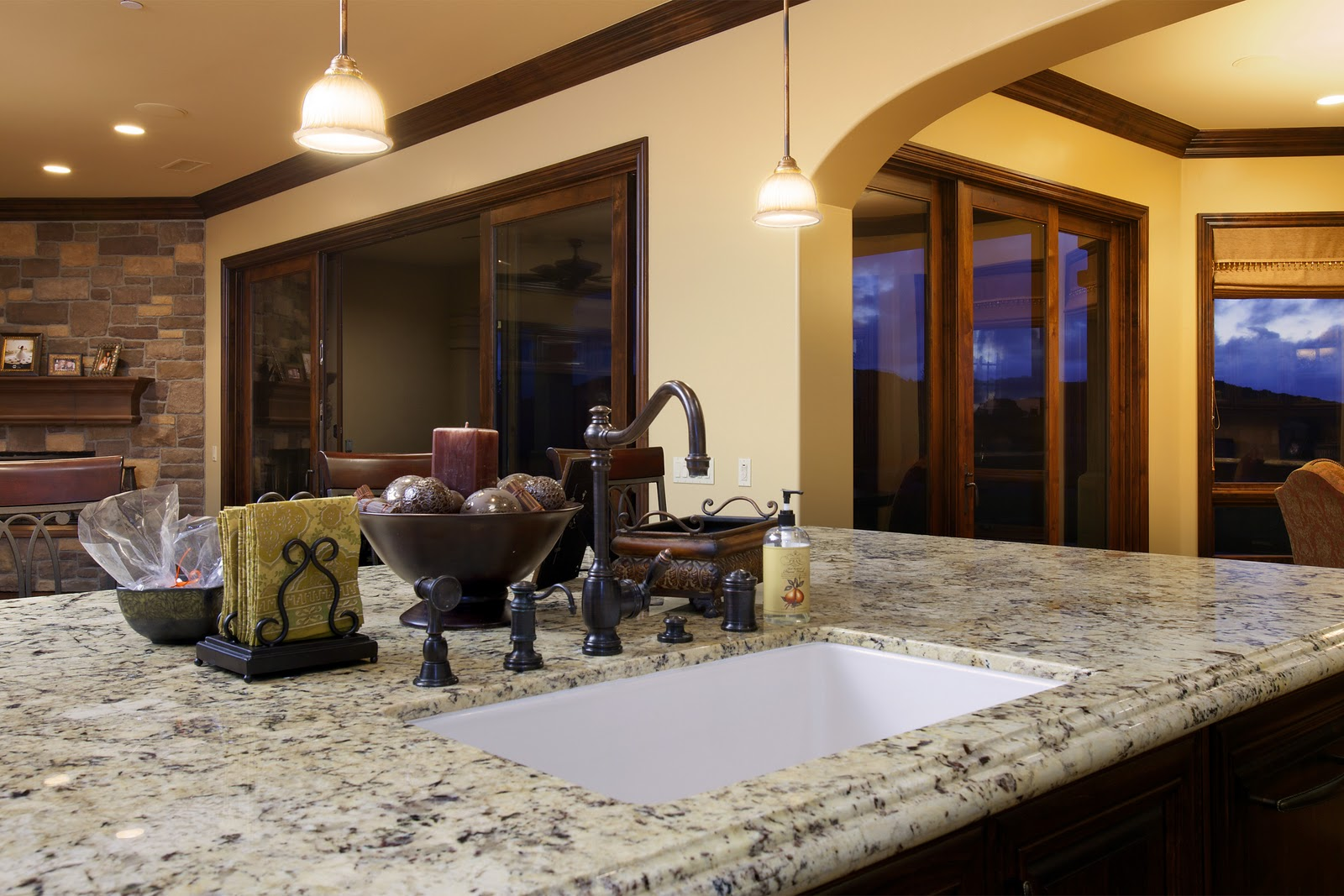 High end kitchen sink faucets - Everything And The Kitchen Sink