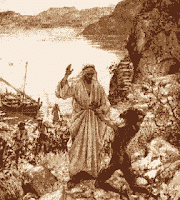 O Homem de Gadara — Lucas 8:26-39