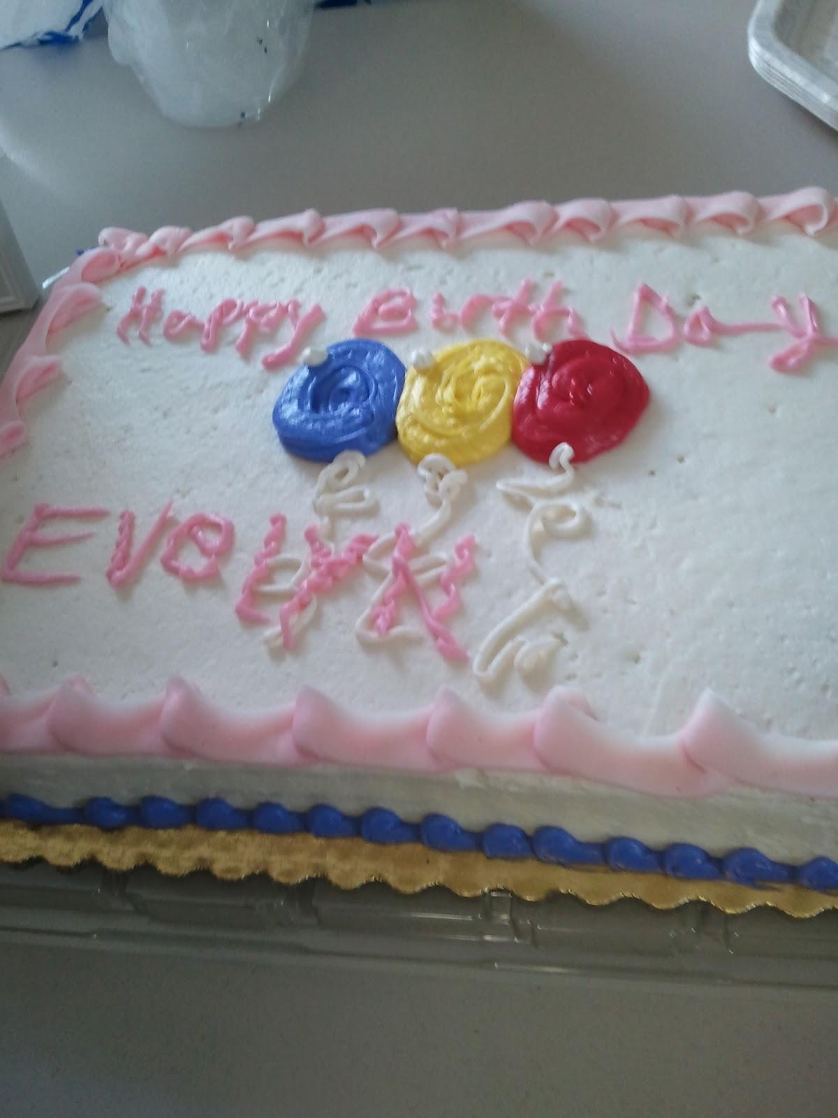 wegmans photo cake