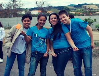 Jovens da MI em Atibaia/SP
