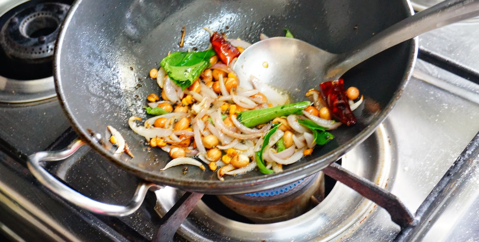 Rice vermicelli, Rice upma