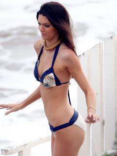 Kendall Jenner, Kardashians, bikini