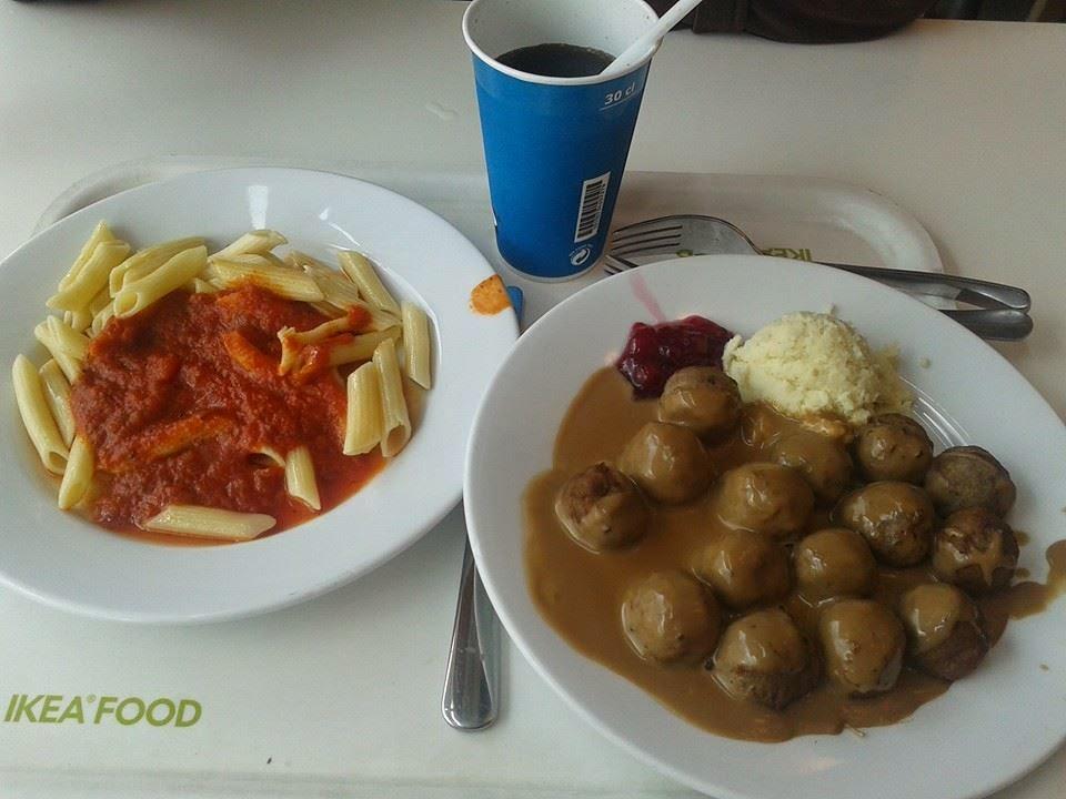 IKEA MEATBALL