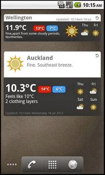 MetService Android Apk - Screenshoot
