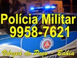 Polícia Militar - Várzea do Poço