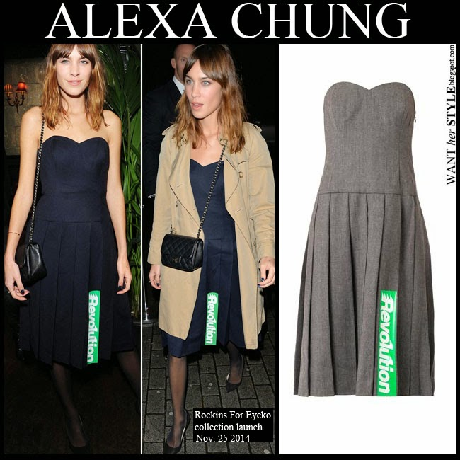 November 2014 ~ I want her style - What celebrities wore and where ... 796df0a6f08