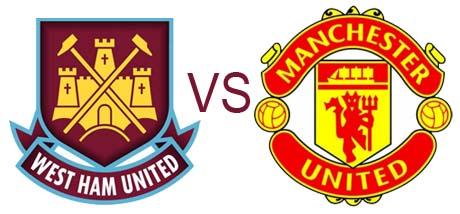Prediksi Skor West Ham United vs Manchester United 06 Januari 2013