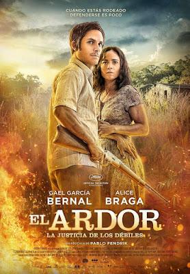 El Ardor en Español Latino
