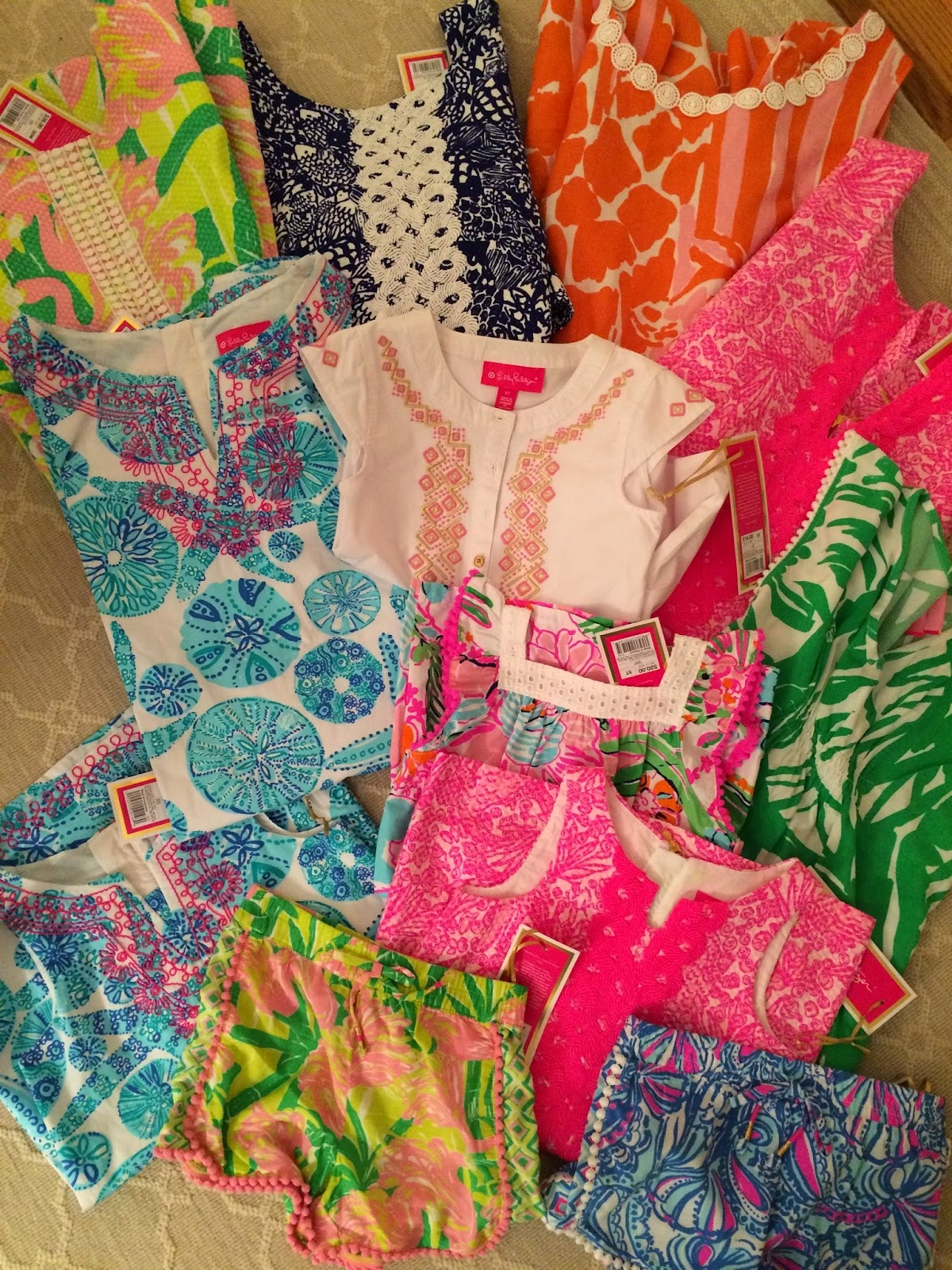 lilly pulitzer lilly for target haul launch party nyc