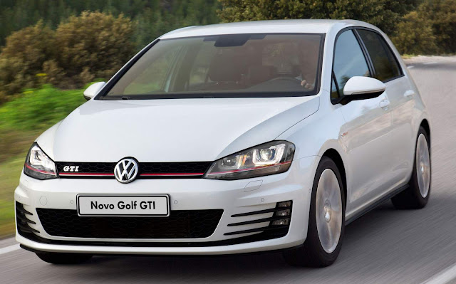 VW Golf - Top Safety Pick+ IIHS