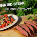 Marinated Steak with Fresh Pico de Gallo