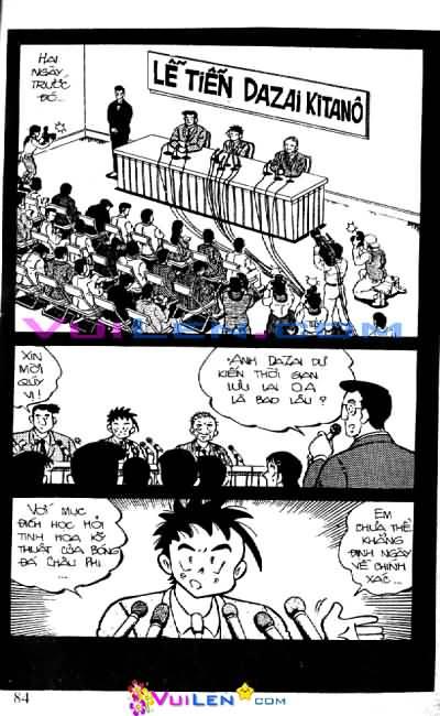 Jindodinho - Đường Dẫn Đến Khung Thành III  Tập 44 page 84 Congtruyen24h