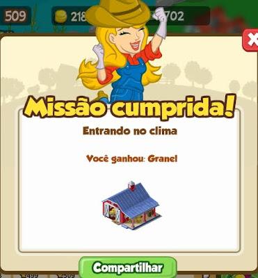 Missão: Aniversário Mini Fazenda