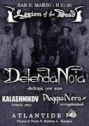 . con i live di Pioggia Nera (gruppo dark punk riformatosi di recente), .