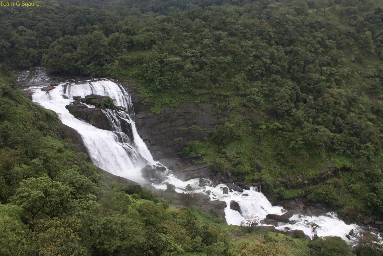 Malalli Falls, Somwarpet, Coorg