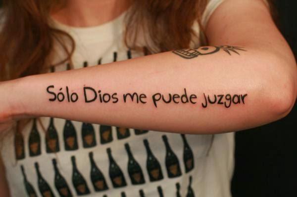 Versiculos De La Biblia Tatuaje S publicaciones de un creyente: acerca de los tatuajes