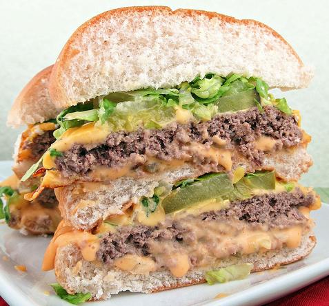Recipe: Homemade, HEALTHIER Big Macs! - The Binder Ladies