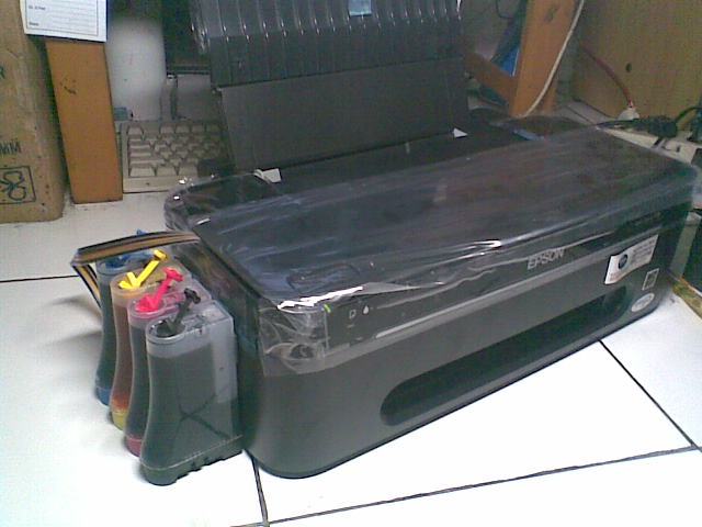 Pasang system infuse Epson T13