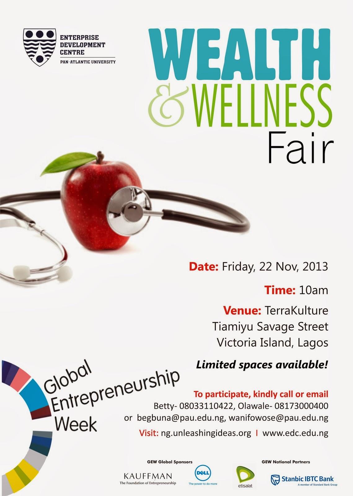 Health And Wellness Flyer Templates - Wellness flyer templates free