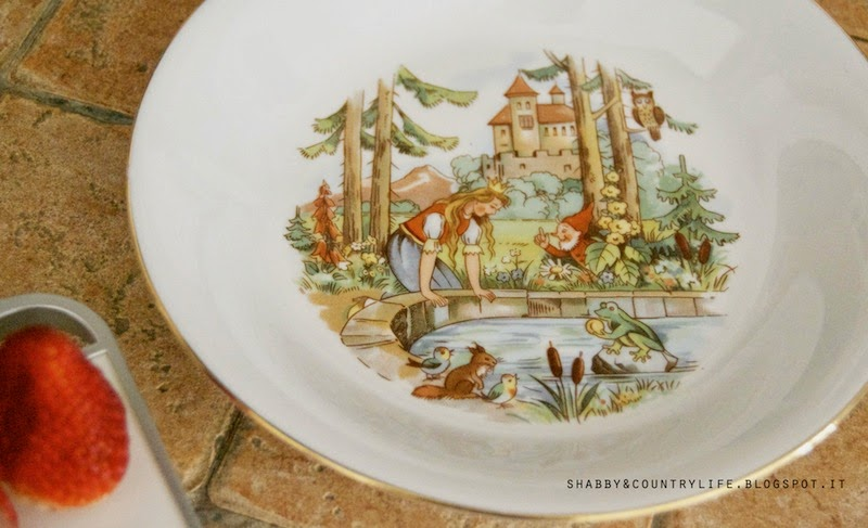 "Fragole da ""Favola"" pronte da mangiare!- shabby&countrylife.blogspot.it"