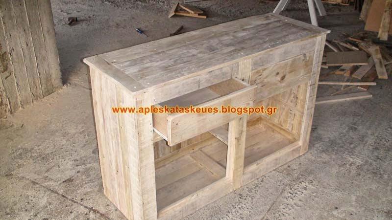 c moda hecha con palets de madera On como hacer una comoda de madera pdf